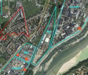 Quartierskonzept Grendelmatt Schildgasse Plan