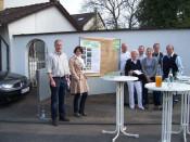 Ursula Philipps (Zweite von links) bei der Planungswerkstatt