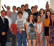 Aus Fécamp zum VHS-Kurs nach Rheinfelden