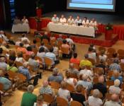 Bürgerversammlung zum Neubau Rheinsteg