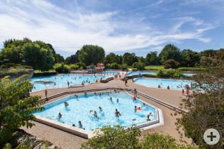 Letzter Badetag im Freibad ist am Samstag, 17. September, von 9 bis 19 Uhr.