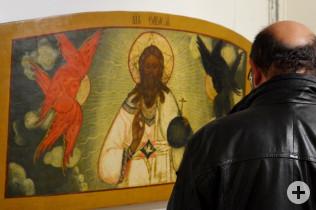 Ausstellung Ikonen - Heilige der russisch-orthodoxen kirche