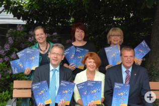 Das Lokale Bündnis für Familie in Rheinfelden ist eine Erfolgsgeschichte.