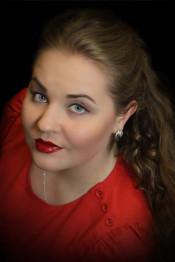 Die Splistin Ann Nosova tritt beim Neujahrskonzert am 3. Januar im Bürgersaal auf.