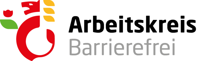 Stadtmarketing Logo Arbeitskreis Barrierefrei