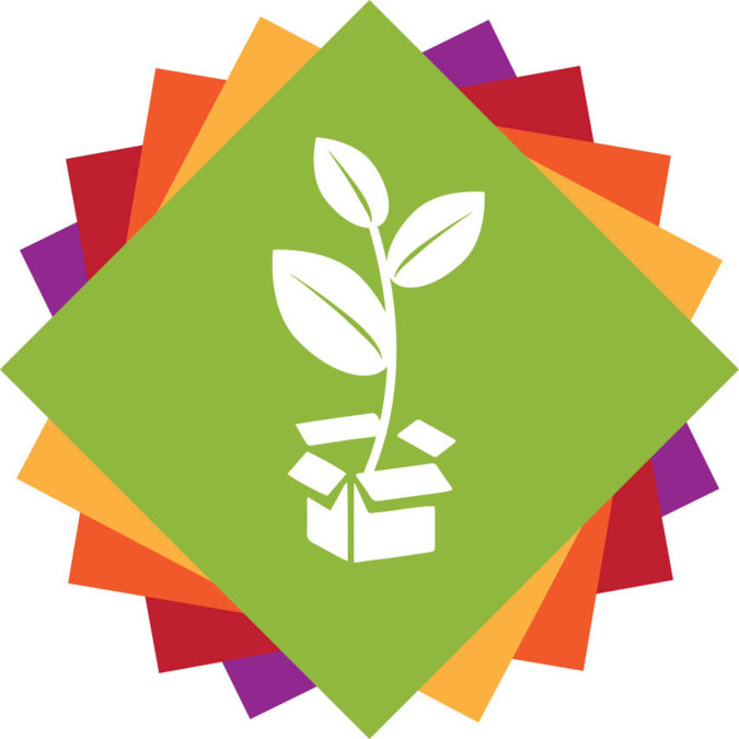 Logo zum verpackungsfreien Markt