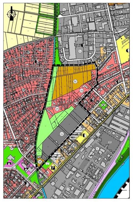 Flächennutzungsplan-Teiländerung: Grendelmatt III