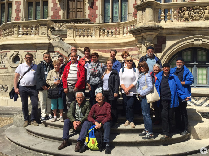Rheinfelden gratuliert Fécamp und Mouscron zum 50-jährigen Bestehen ihrer Städtepartnerschaft.
