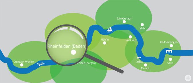 Grafik zum Rheinuferrundweg extended