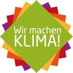"""Logo """"Wir machen Klima"""""""