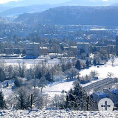 Winter in Rheinfelden (Baden)
