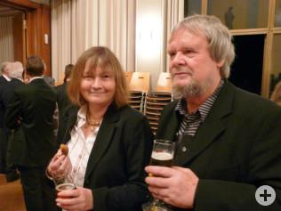 Gemeinderäte Anette und Heinrich Lohmann