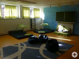 Snoezelraum in der Goetheschule