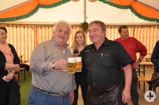 Helmut Frey und Emil Franz