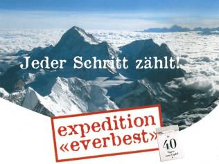 Expedition Everbest zum Mount Everest