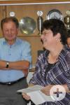 Ortsvorsteherin Silvia Rütschle