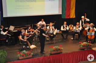 Lehrersalonorchester der Musikschule Rheinfelden