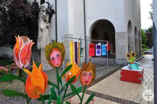 Kunstsonntag in Rheinfelden (Baden)