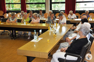 Empfang der Neumarkter Senioren im Sitzungssaal