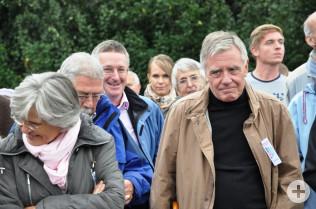 Alt-Oberbürgermeister Eberhrad Niethammer und Ehefrau Evelyne