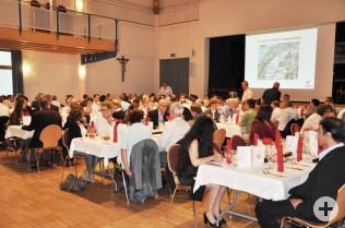 25-Jahre-Werk-Rheinfelden-Feier im katholischen Gemeindezentrum