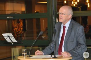 Bürgermeister Rolf Karrer