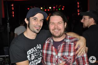 Carlos Lopes und Michal Grman