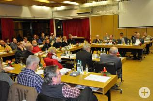 Der Rheinfelder Gemeinderat