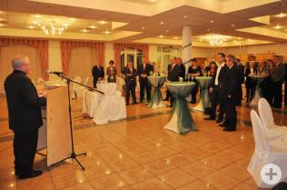 Neujahrsempfang des Gewerbevereins Rheinfelden (Baden)