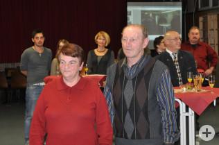 Ilse und Eugen Wiedmann