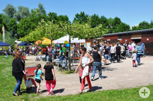 Familienfest 2014 im Kulturpark Tutti Kiesi