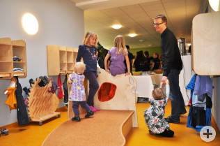 Eröffnung des Osypka Kinderhauses