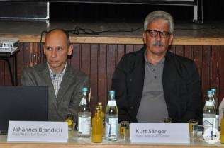 Johannes Brandsch und Kurt Sänger von Rapp Regioplan