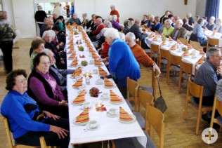 Seniorenmachmittag in Karsau