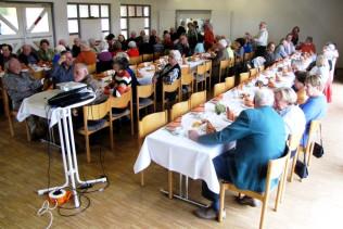 Seniorennachmittag in Karsau
