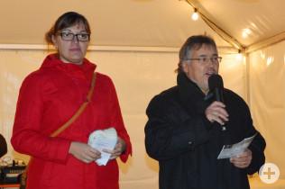 Katharina Vorreiter und Joachim Kruse