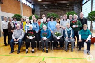 Die Blumen- und Brunnenpaten in Degerfelden