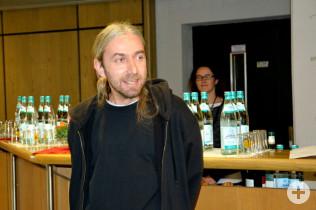 Personalratsvorsitzender Dirk Bergmann