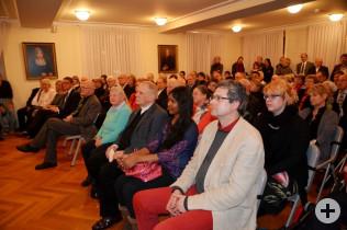 Verleihung des Bürgerpreises im Haus Salmegg