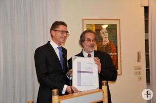 Rainer Liebenow und Wolfgang Bocks