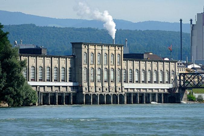 das alte Kraftwerk