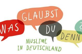 """Ausstellung """"Was glaubst denn du?! Muslime in Deutschland"""""""