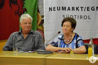 Wilfried Markus und Hedwig Zanotti