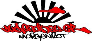 Jugendtreff-Logo Morgenrot